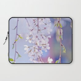 Weeping Cherry Blossom Laptop Sleeve