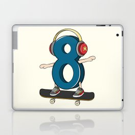 Sk8er (Skater) Laptop & iPad Skin