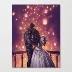 Lights of Hope Canvas Print