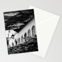 Water mirror in Paraty II Stationery Cards