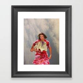 Monument to Bewilderment Framed Art Print