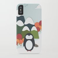 biology iPhone & iPod Cases featuring South Pole by Find a Gift Now