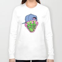 fresh prince Long Sleeve T-shirts featuring Fresh Prince of Bel Air by shoooes