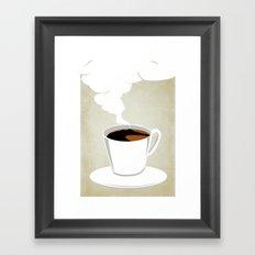 Neapoletan Breakfast Framed Art Print