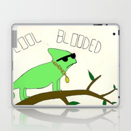 COOL BLOODED Laptop & iPad Skin