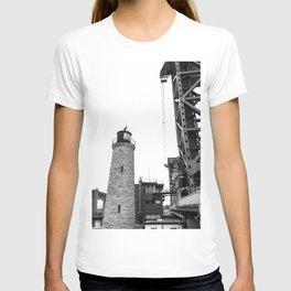 Bridge and House of Light T-shirt