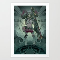 KOGAL APOCOLYPTICA 2013 Art Print