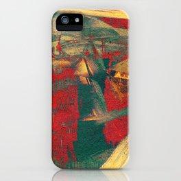 Boi de Piranha iPhone Case