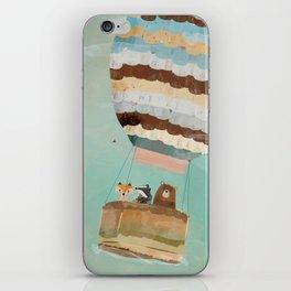 a little wondrous adventure iPhone Skin