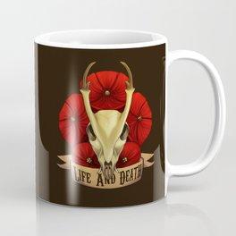 Life And Death Coffee Mug