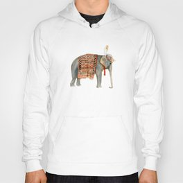 Riding Elephant Hoody