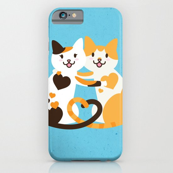 Lovecats iPhone & iPod Case