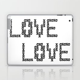 So Much Love to Give 02 Laptop & iPad Skin