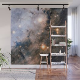 Into the Depths of the Eagle Nebula Wall Mural