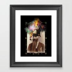 Odd Fellow Framed Art Print