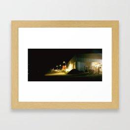 Sainsburys Framed Art Print