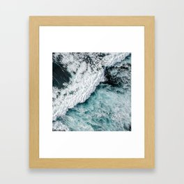 Beach Memories Framed Art Print