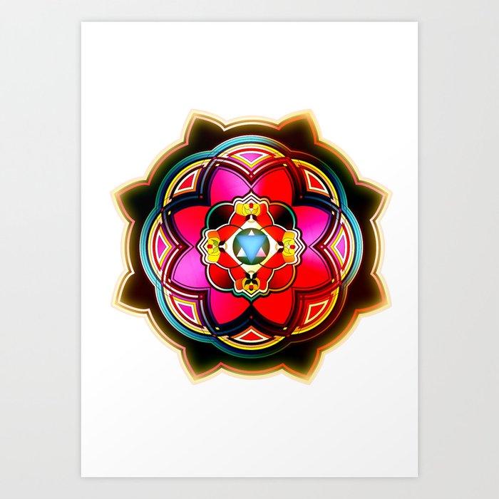 Sacred Art Print