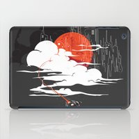 uncharted iPad Cases featuring Uncharted Voyage by Marco Angeles