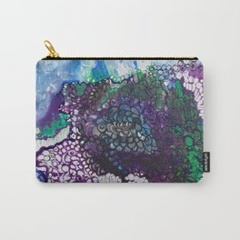 Into The Drink She Goes Carry-All Pouch