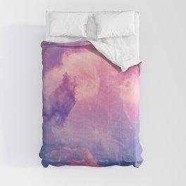 DREAMER Pastel Clouds Comforters