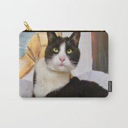 Orazio latin lover cat Carry-All Pouch