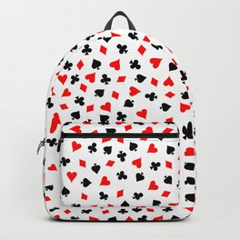 Card Suits 02 Backpack