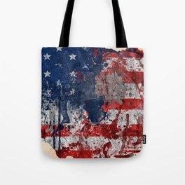 map USA  Tote Bag