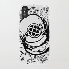Into the ocean iPhone X Slim Case