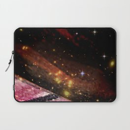 Minimal Astros Laptop Sleeve