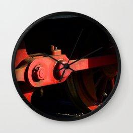 Steam Loc  Part I. Wall Clock