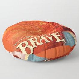 Brave: Merida Floor Pillow