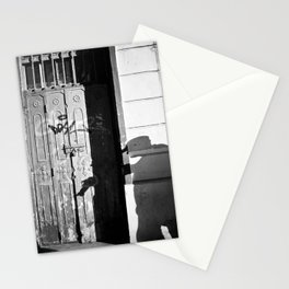 Photographer's Shadow Stationery Cards