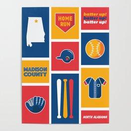 Batter Up! Poster