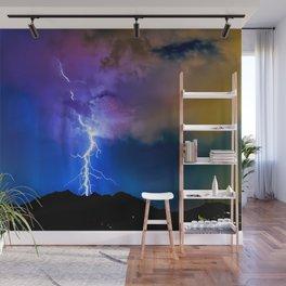Monsoon Trippin Wall Mural