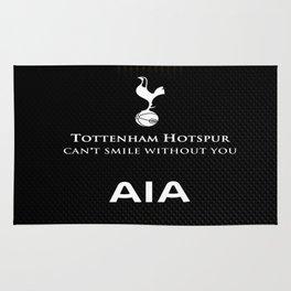 Tottenham Hotspur F C : Spurs of London Rug