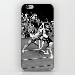 Kevin VonEric vs Frank Star iPhone Skin