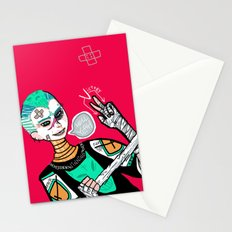 Better sorry than safe Stationery Cards