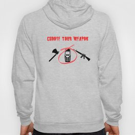 Nokia 3310 // Choose Your Weapon Hoody