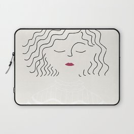 Sophie in white dress Laptop Sleeve