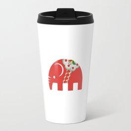 Swedish Elephant Travel Mug
