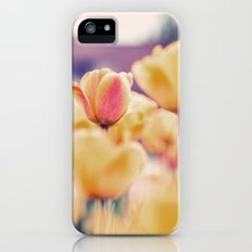 Tulips Slim Case iPhone (5, 5s)