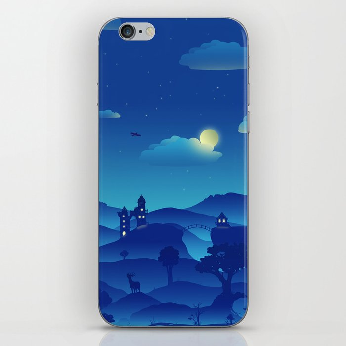 Fairytale Dreamscape iPhone Skin