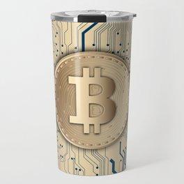 Bitcoin Miner Travel Mug