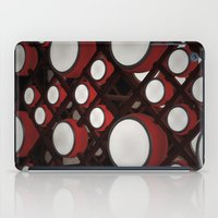 drums iPad Cases featuring Light the Drums by bknyn