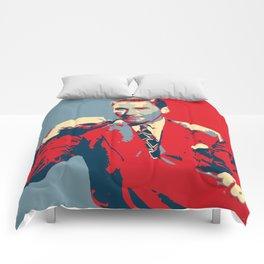 Errol Flynn Comforters