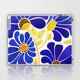The Happiest Flowers Laptop & iPad Skin
