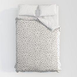 Dalmatian Fur Pattern Comforters