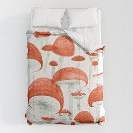 Mycelium Fruiting Bodies by Friztin © 2017 Comforters