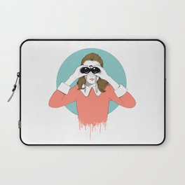 Suzy Moonrise Kingdom  Laptop Sleeve